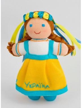 Девочка Украиночка