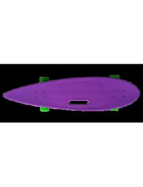 Скейтборд GO Travel с ручкой, 92 cм