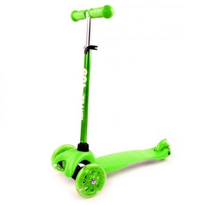 Cамокат GO Travel mini зеленый