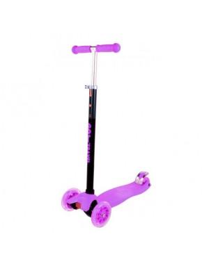 Cамокат GO Travel maxi фиолетовый