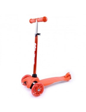 Cамокат GO Travel mini оранжевый