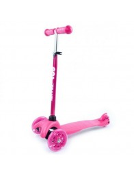 Cамокат GO Travel mini розовый