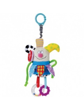 Развивающая игрушка-подвеска - МАЛЬЧИК КУКИ 11295