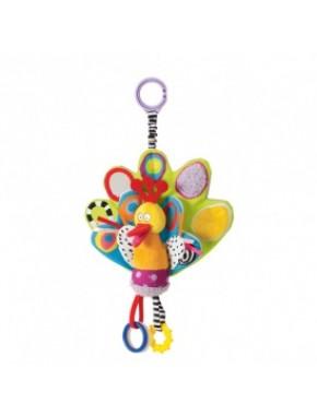 Развивающая игрушка-подвеска - ПАВЛИН 11455