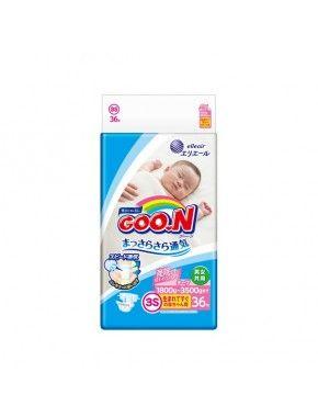 Подгузники Goo.N Для Маловесных Новорожденных,1,8-3 Кг (853887)