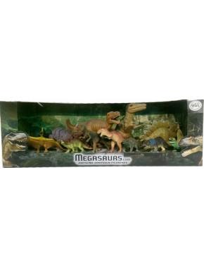 Набір фігурок динозаврів HGL Awesome Dinosaur Figurines, 10 шт