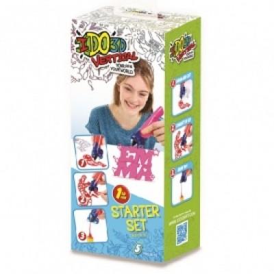 Набор для детского творчества с 3D-маркером - АЛФАВИТ