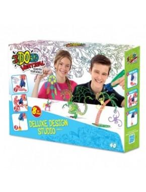 Набор для детского творчества с 3D-маркером – ДИЗАЙНЕР