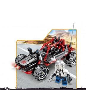 Конструктор JVTOY Пустынный Багги Серия замечательного города (24008)