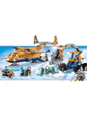 Конструктор JVTOY Арктической экспедиции (24011)