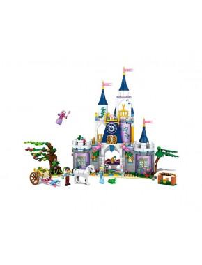 Конструктор JVTOY Дворец Для золушки Серия принцессы (15005)