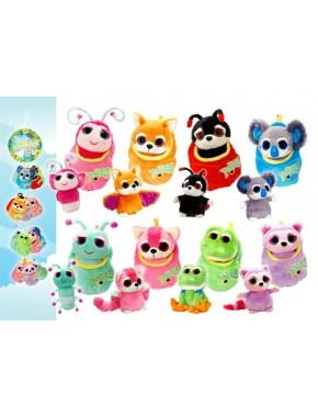 Мягкие игрушки Keel Toys Podlings Зверята 18 см