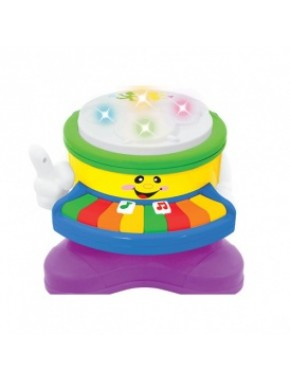 Развивающая игрушка - ВЕСЕЛЫЙ ОРКЕСТР (свет, звук) 050195