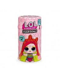 Кукла LOL игровой набор-сюрприз с S5 W2 Hairgoals Модное перевоплощение (556220-W2)