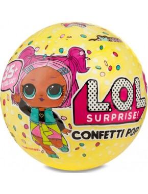 LOL Surprise -Кукла Конфетти Поп (551515)