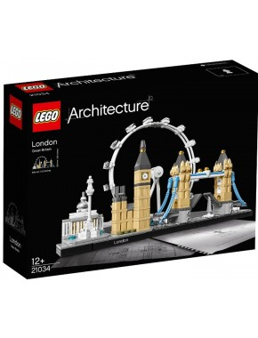 LEGO Architecture Лондон (21034)