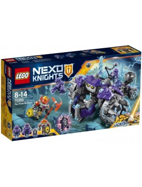 Lego Nexo Knights Трое братьев (70350)