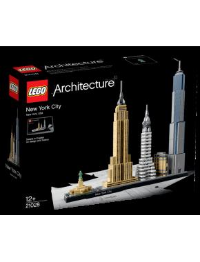 LEGO Architecture Нью-Йорк (21028)