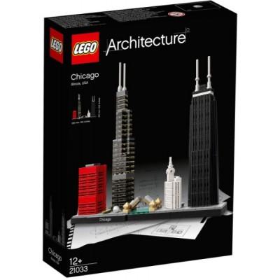LEGO Architecture Чикаго (21033)