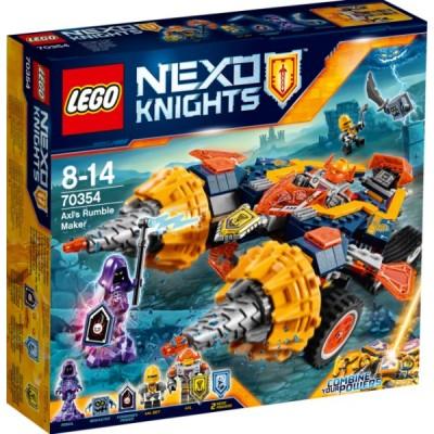 LEGO Nexo Knights Бур-машина Акселя (70354)