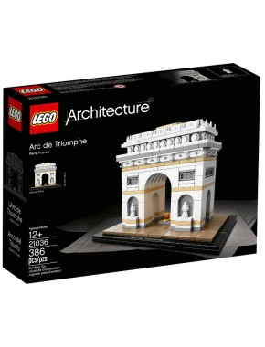 LEGO Architecture Триумфальная арка (21036)