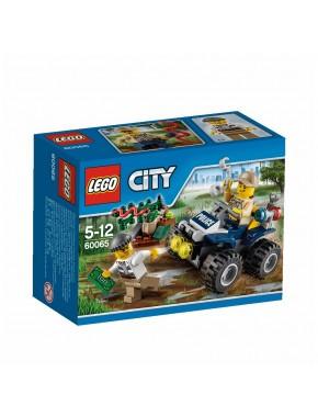 Конструктор LEGO City Патрульный вездеход (60065)
