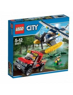 Конструктор LEGO City Полицейский гидроплан (60070)