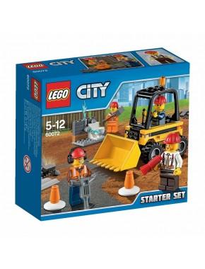Конструктор LEGO City Строительная команда для начинающих (60072)