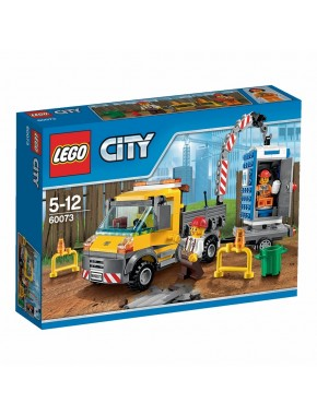 Конструктор LEGO City Arctic Машина техобслуживания (60073)