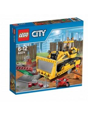 Конструктор LEGO City Arctic Бульдозер (60074)