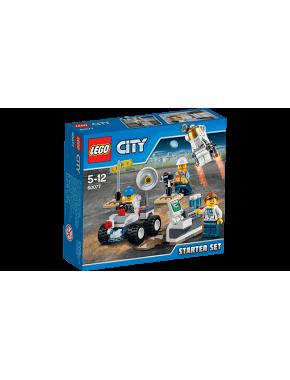 Конструктор LEGO City Airport Космос для начинающих (60077)