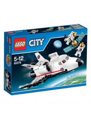 Конструктор LEGO City Airport Обслуживающий шаттл (60078)