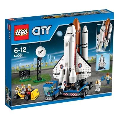 Конструктор LEGO City Airport Космодром (60080)