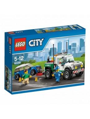 Конструктор LEGO City Great Vehicles Пикап-буксир (60081)