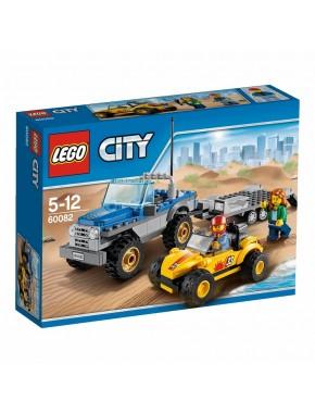 Конструктор LEGO City Фургон багги (60082)