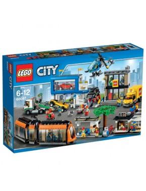 Конструктор LEGO City Town Городская площадь (60097)