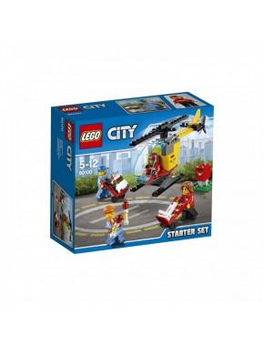Конструктор LEGO City Аэропорт для начинающих (60100)