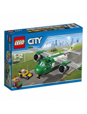 Конструктор LEGO City Грузовой самолёт (60101)