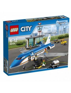 Конструктор LEGO City Пассажирский терминал (60104)