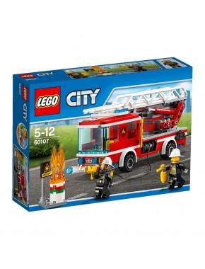 LEGO City Fire Пожарная машина с лестницей (60107)