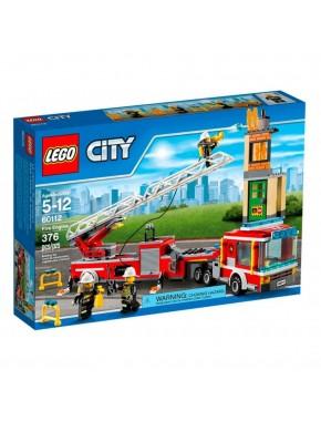 Конструктор Lego City «Пожарная машина» (60112)