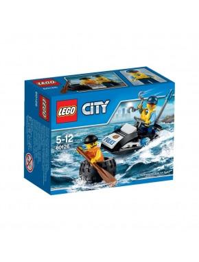 Конструктор LEGO City Побег в шине (60126)