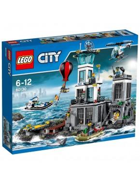 Конструктор LEGO City Остров-тюрьма (60130)