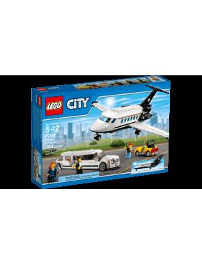 Конструктор LEGO City Обслуживание особо важных персон (60102)
