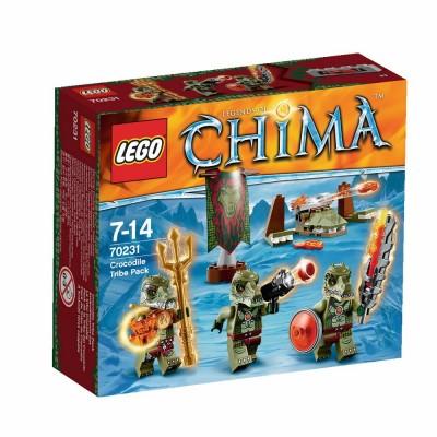 Конструктор LEGO Chima Набор Клан Крокодилов (70231)