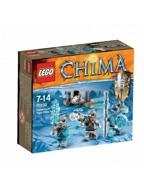 Конструктор LEGO Chima Набор Клан саблезубого тигра (70232)