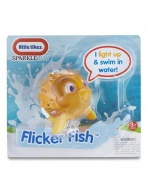 """Интерактивная игрушка серии """"Мерцающие рыбки"""" - РЫБА-ЕЖ 638237M"""