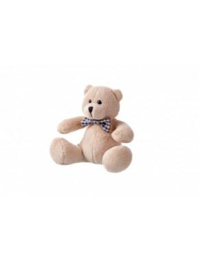 Мягкая игрушка Same Toy Мишка бежевый, 13 см (THT674)