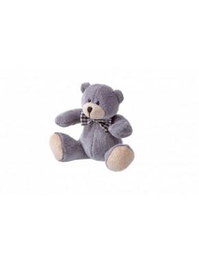 Мягкая игрушка Same Toy Мишка серый, 13 см (THT675)