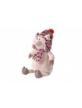 Мягкая игрушка Same Toy Свинка в шапке, 35 см (THT720)